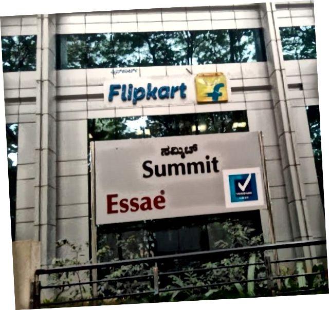 مكتب قمة فايشنافي - فليبكارت
