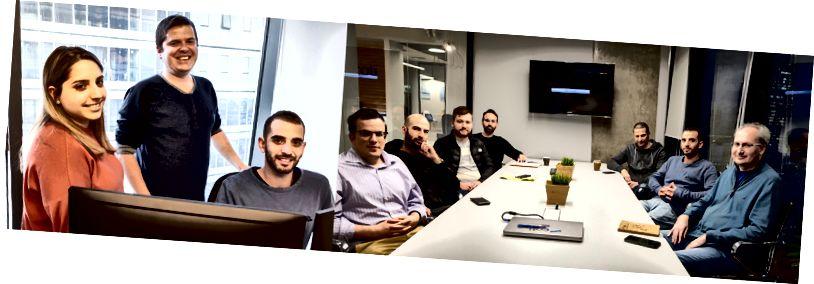 تیم تحقیق و توسعه COTI