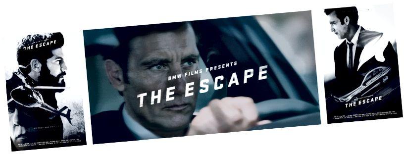 BMWFilms, The Escape