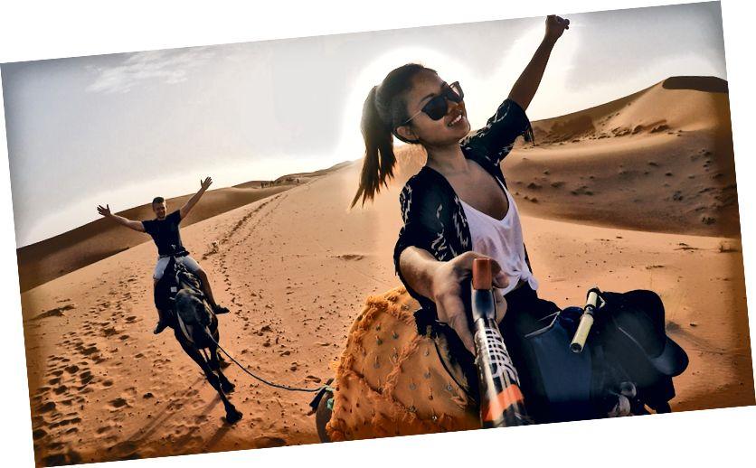 Camel Time! Foto, venti20.