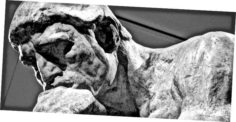 Le Penseur (Nhà tư tưởng), Auguste Rodin