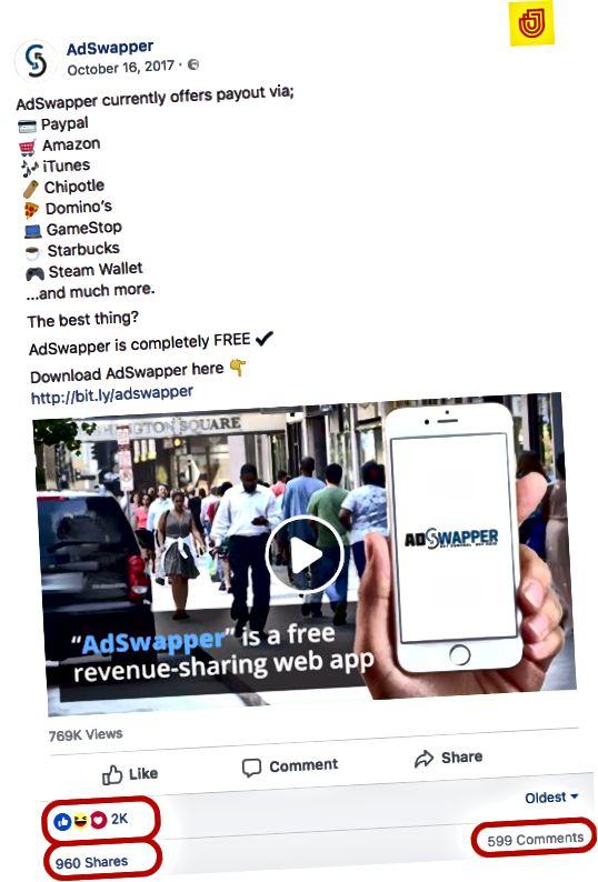 Đây là một vài quảng cáo mà chúng tôi đã triển khai bản hack này
