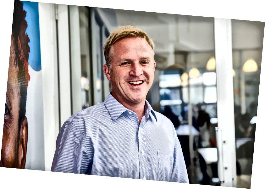 Matt Flannery, PDG de Branch International