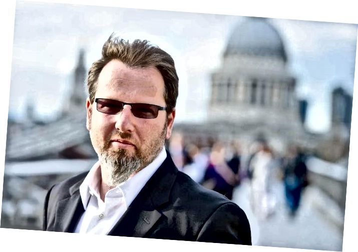 Fra en fotoshoot gjorde jeg på Atlas Venture-webstedet omkring 2010