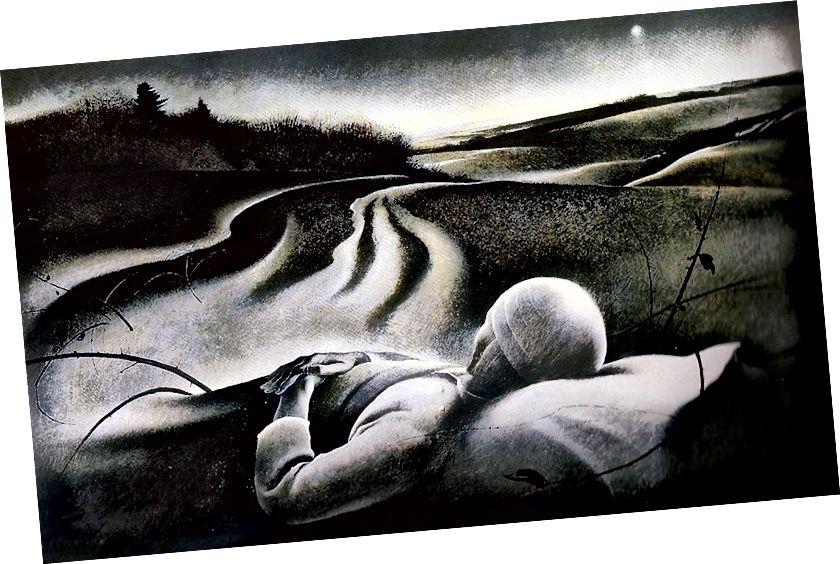 Myndinneign: Andrew Wyeth