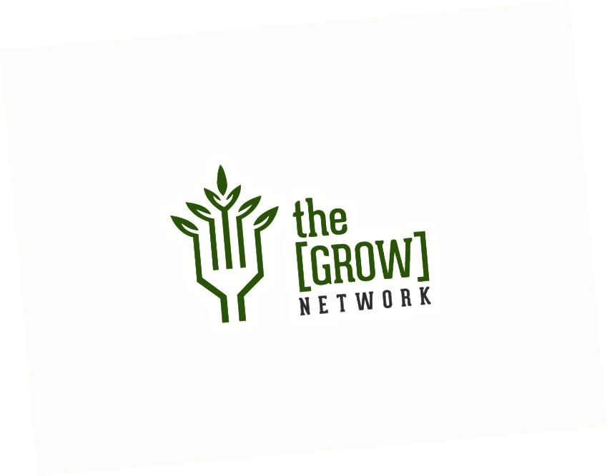 Merkishönnun fyrir Grow Network eftir 99 hönnuðum kodoqijo