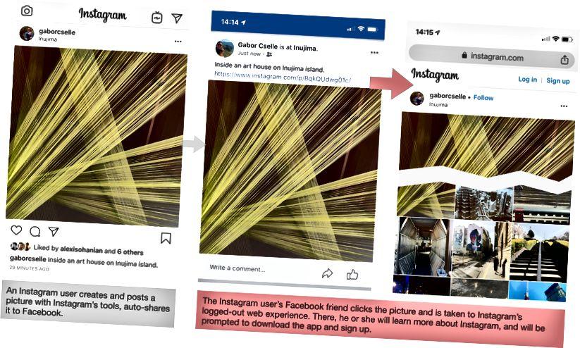 İnstaqram sosial paylaşım viral döngəsini paylaşdı