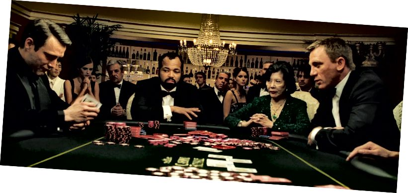 Casino Royale (2006) Gambar Columbia