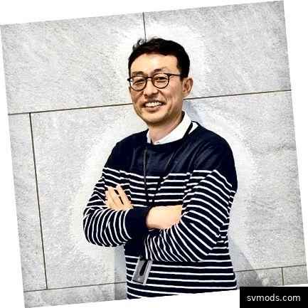 Hoyoung Lee - General Manager von Indonesien-