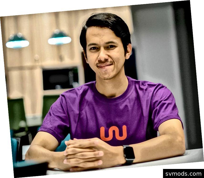 Izzan Lastryana Oktiadi, Associate Product Manager Woobiz
