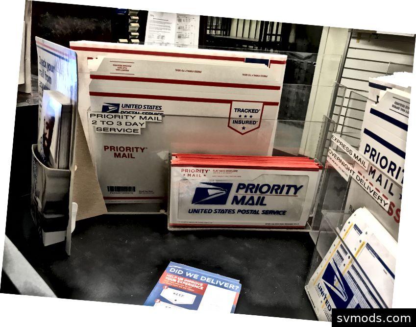 Die Öffentlichkeit hat von 6 bis 18 Uhr Zugang zur Post-Lobby.