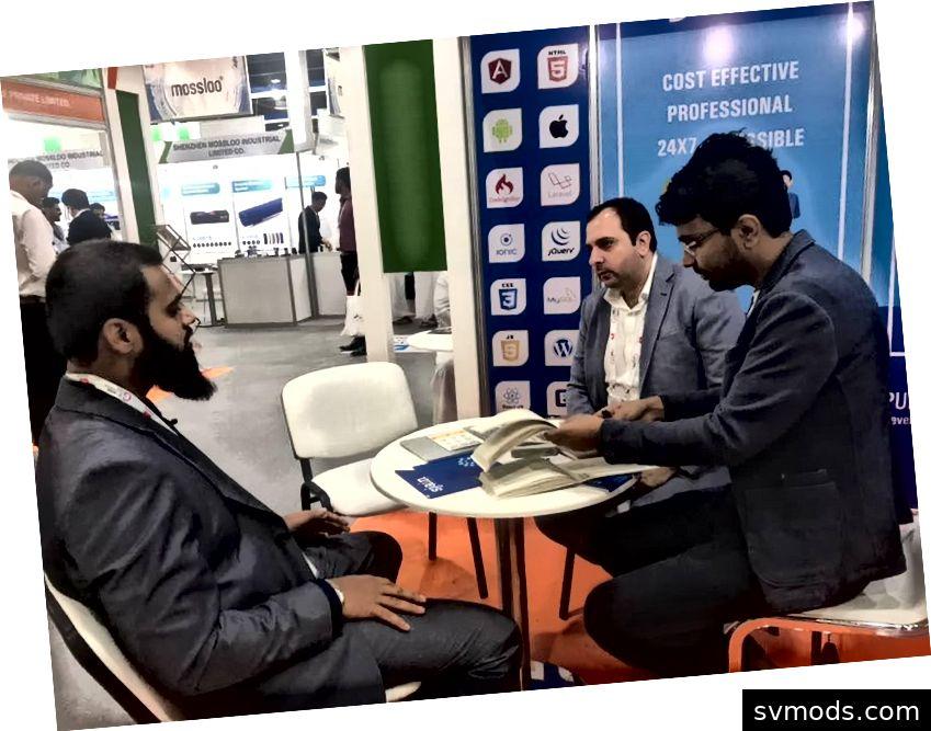 Unternehmer Shreyansh Jain