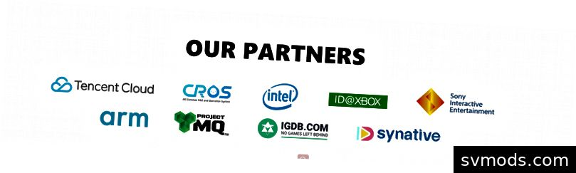 Die anderen Partner von Tencent für ihre Initiative