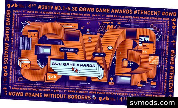 2019 GWB GAME AWARDS ist bestrebt, innovative Spiele aus aller Welt zu entdecken. Sie werden den Gewinnerteams einen Werbe- und Promotion-Service anbieten. Der Wettbewerb findet einmal im Jahr statt. Im Jahr 2018 erhielten sie 232 PC & Mobile-Spieleprojekte von Teams auf der ganzen Welt. GWB 2019 kommt bald! Die Bewerbungen für die 2019 GWB GAME AWARDS sind jetzt offen. Sie können sich auf der offiziellen Website von Tencent registrieren.