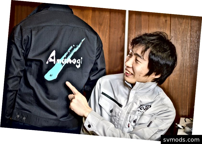 Amanogi CEO und Gründer Yu Kudo. https://amanogi.space/