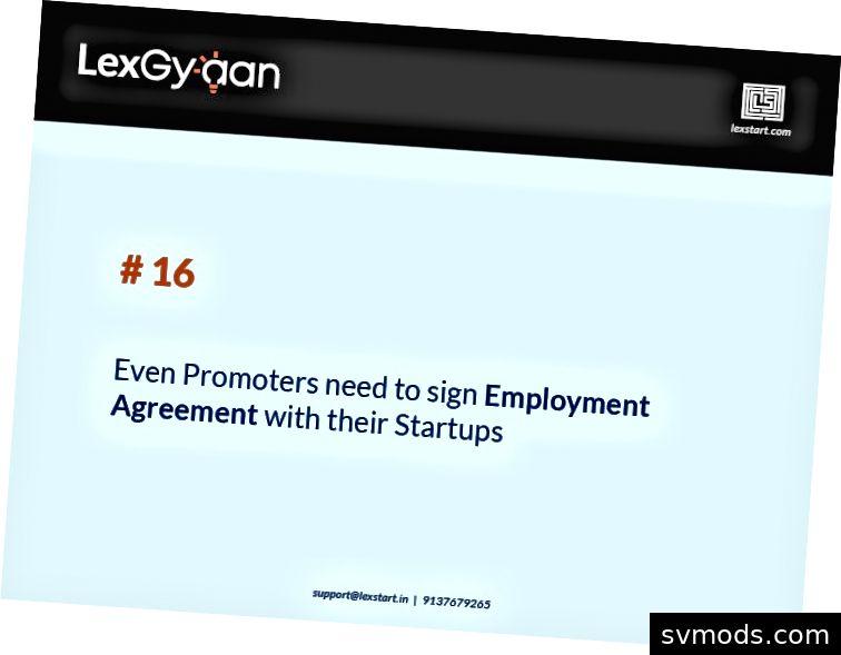 Förderer - Arbeitsvertrag