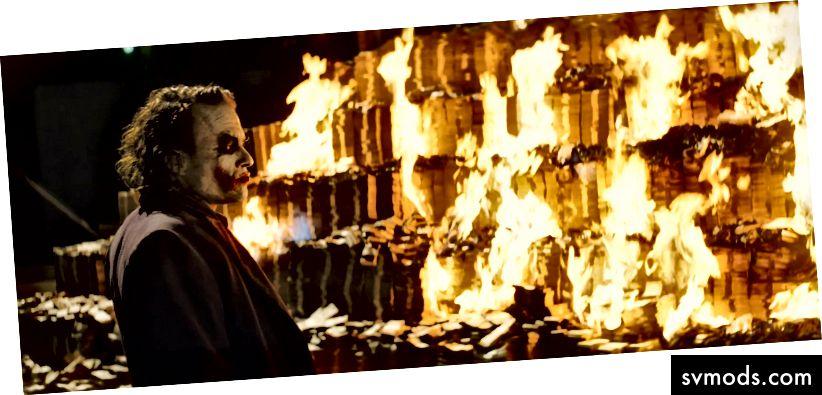 Alle Fotos in diesem Artikel stammen aus Christopher Nolans Dark Knight-Trilogie. Weil Batman.