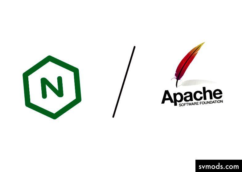 Nginx gegen Apache