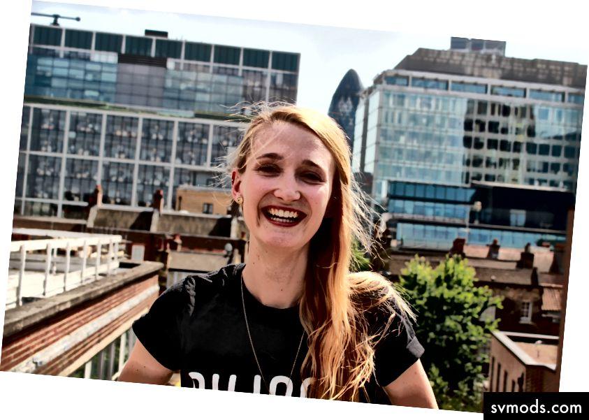 Sandrine Ayral, Entwicklerin und Lehrerin bei Le Wagon London