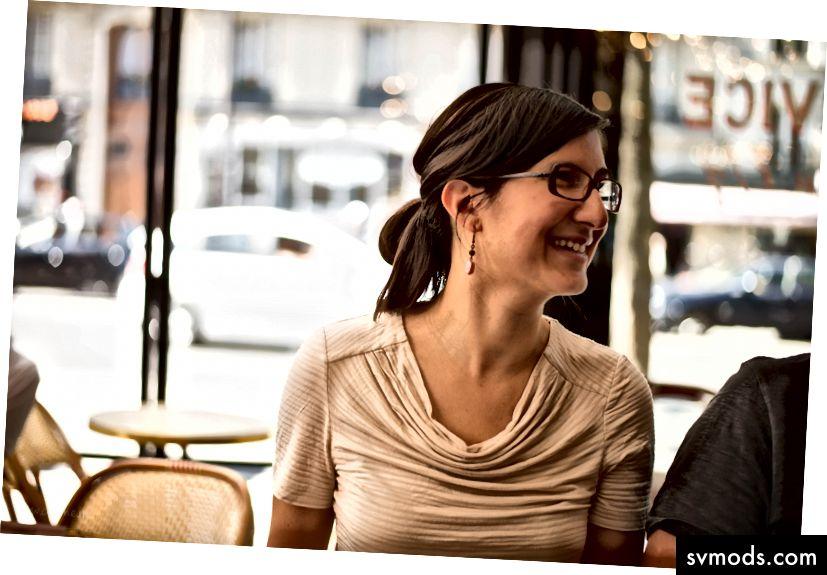 Cecile Veneziani, a Párizsi, Nantes, Amszterdam, Tokió Le Wagon tanára…