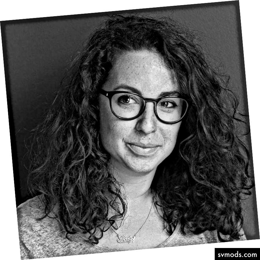 Karine Bialobroda, a Le Wagon Paris tanár és a Poulpe társalapítója