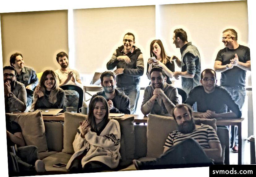 Indítási nap az Ankara Irodában