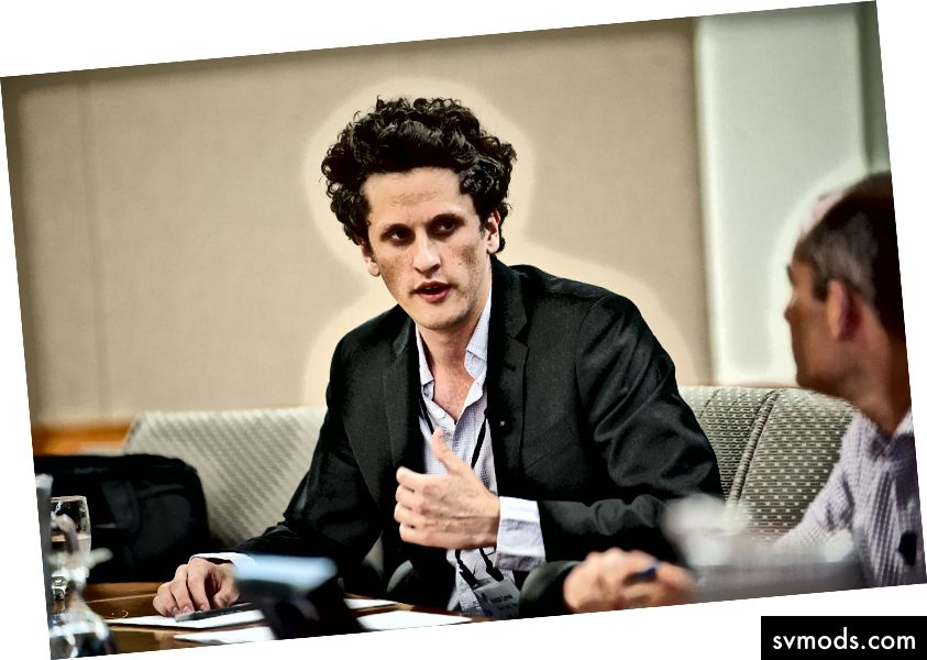 Aaron Levie, a Box egyik társalapítója és vezérigazgatója