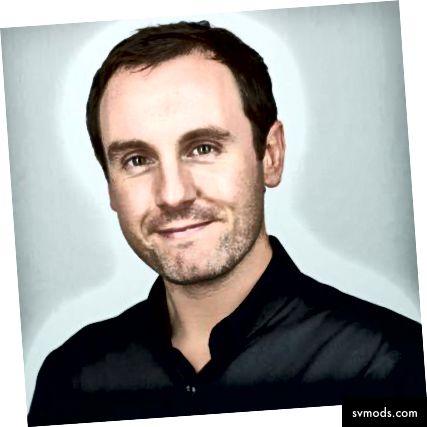 Dave Thomson, Produktleiter bei Skyscanner