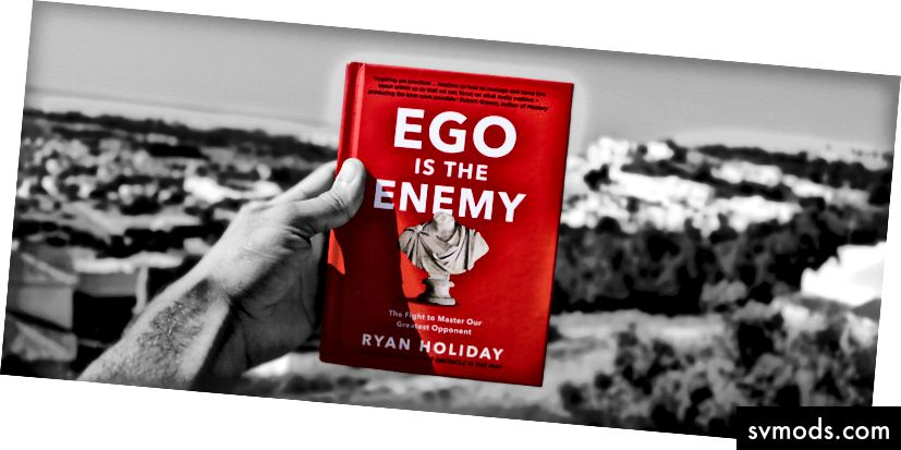 Fantastico libro di leadership di Ryan Holiday