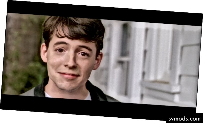 Ferris Buellers Day Off (1986) Paramount