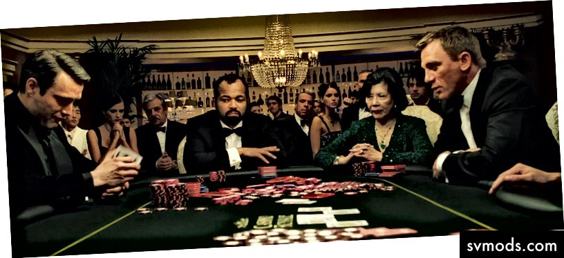 Casino Royale (2006) Gambar Columbia