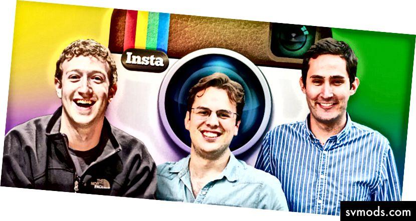 Austin Carr 'Mengapa Kevin Systrom di Instagram Tidak Bisa Menolak Mark Zuckerberg Twice di Facebook'