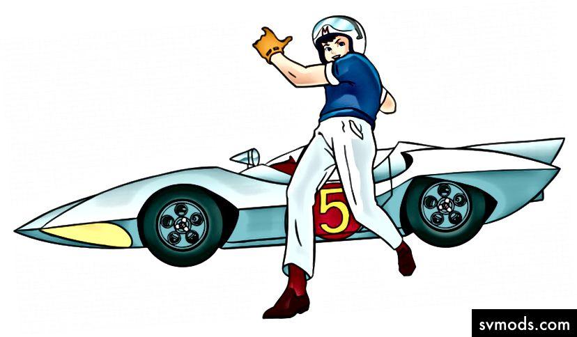 Tatsuo Yoshida - Mach GoGoGo / Speed Racer