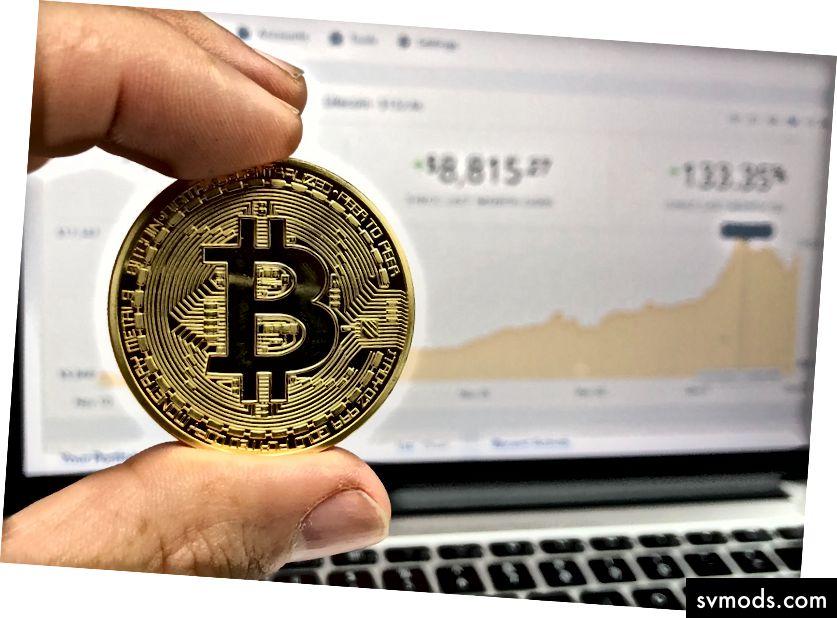 Kegemaran Bitcoin