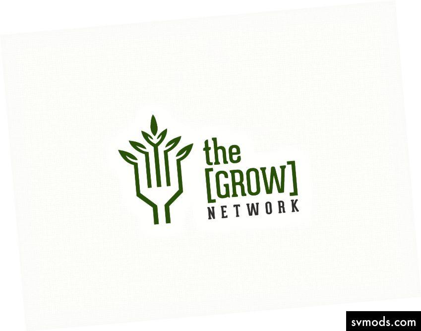 Logo-Design für das Grow Network von 99designs Designer kodoqijo
