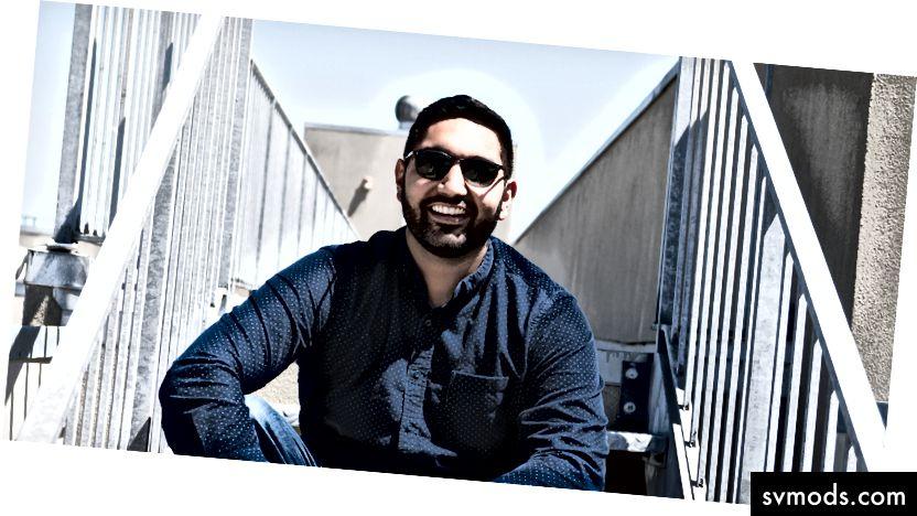 كارن سارويا ، الرئيس التنفيذي والمؤسس المشارك لـ Cover