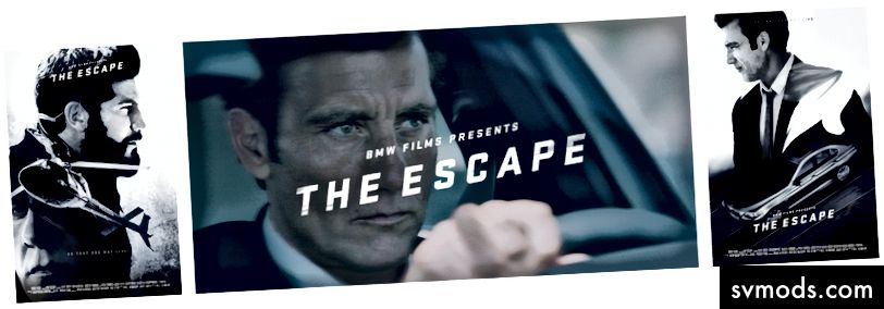 BMWFilms, The Escape