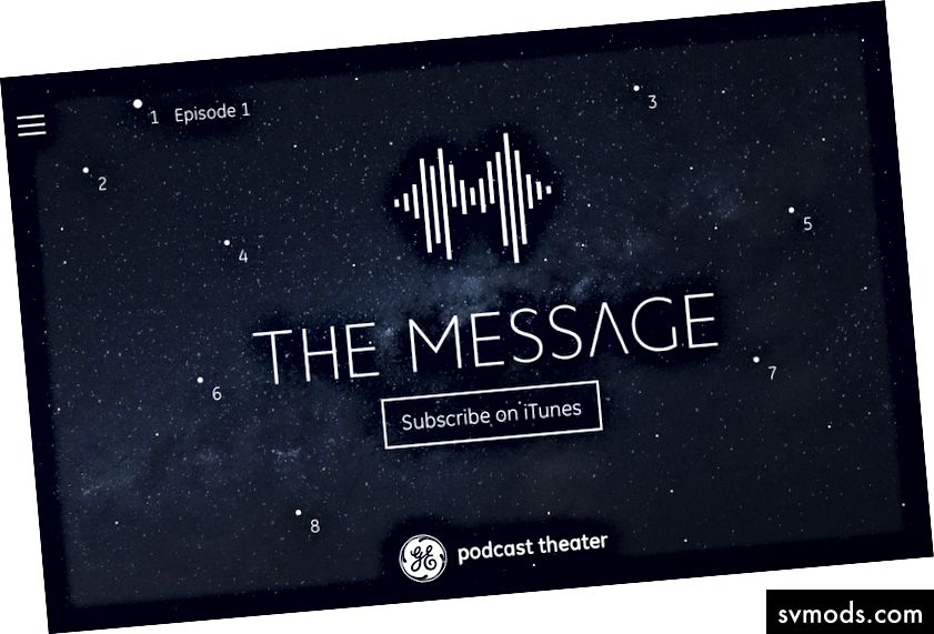 http://themessagepodcast.com