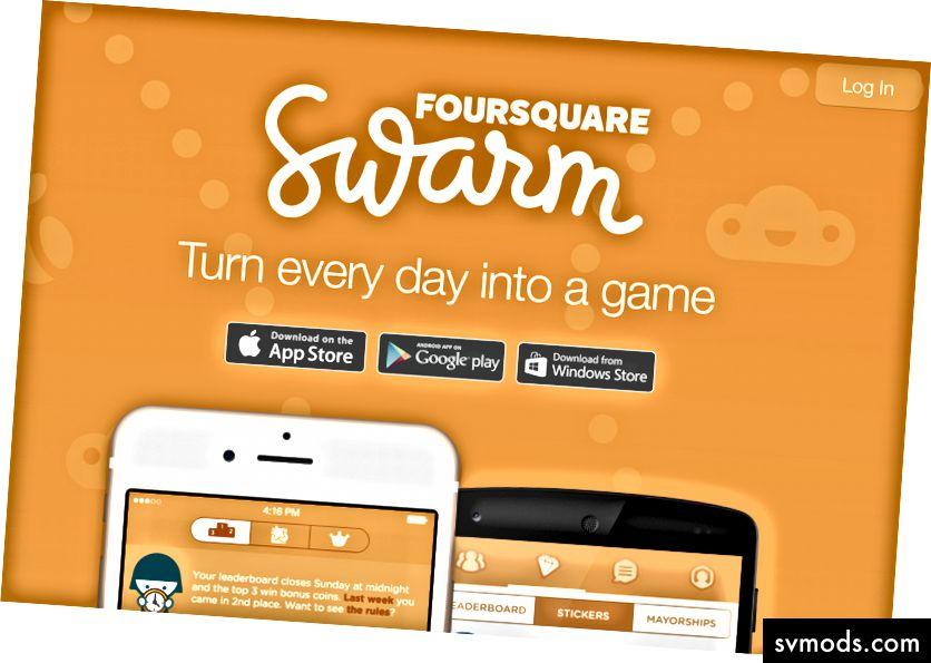 Schwarm App