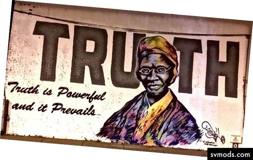 Die Suche nach der Wahrheit ist wichtig! Foto, zwanzig20.