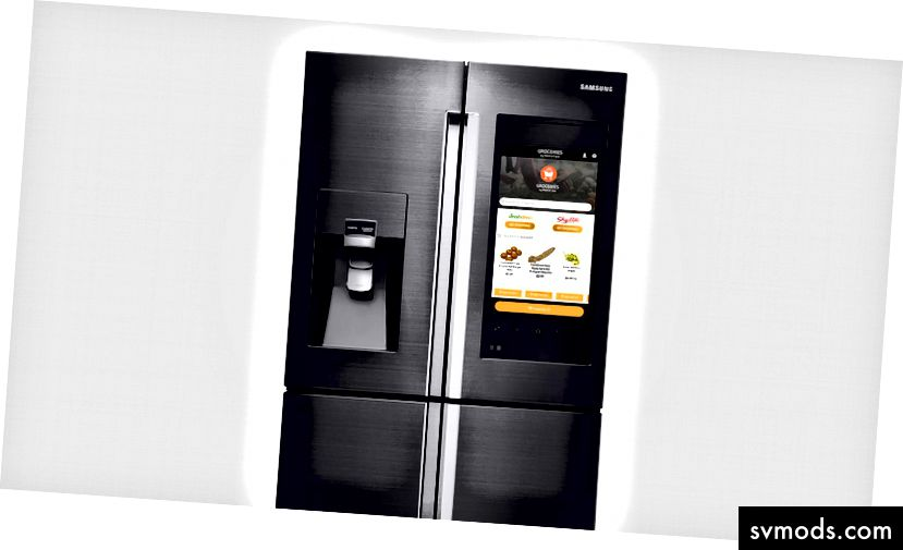 Samsung Smart Hűtő