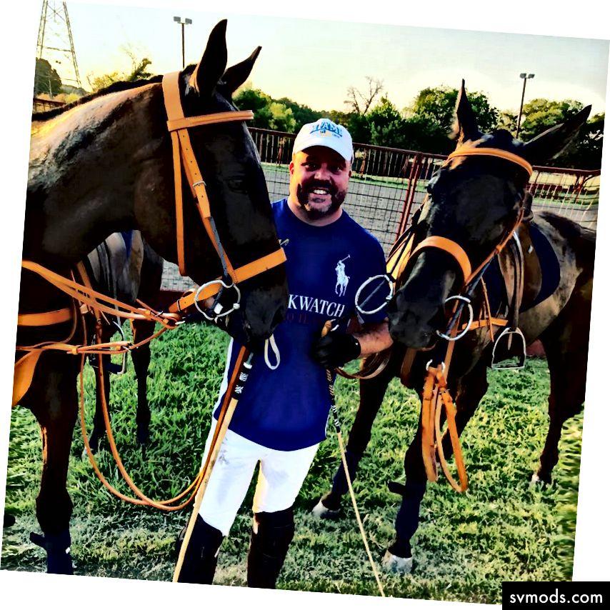 Kuda terapi saya: Bobcat dan Cash