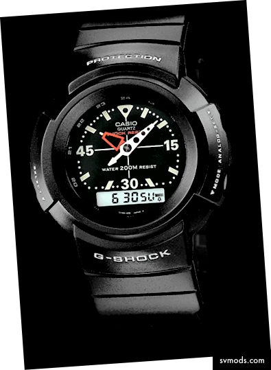 Casio G-Shock AW-500