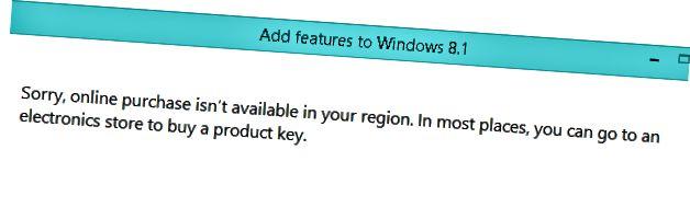 kan ikke opgradere windows 8