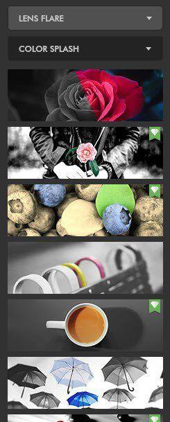 percikan warna fotor