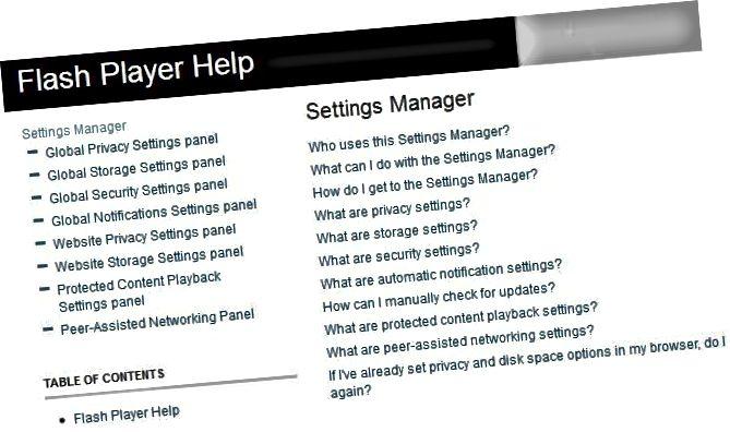 Flash-Player-Help-website
