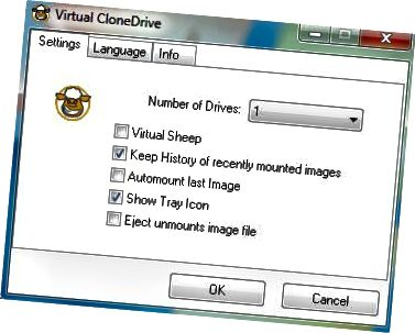 virtualus klonuotuve