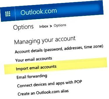 impor prospek email