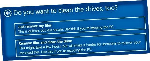 išvalykite pavaros langus 10