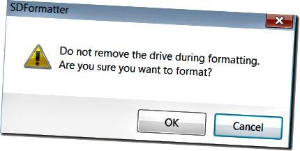 peringatan terakhir - sd formatter